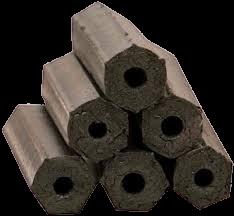 Sawdust-Briquette-Charcoal-Hexagonal-removebg-preview
